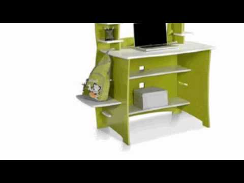 Video New product video released on YouTube for the 36INCH Kids Desk And Hutch