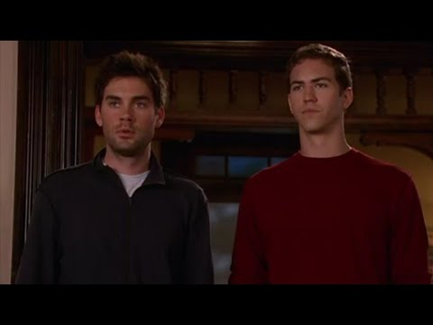 Charmed 8x22 | Wyatt And Chris Come From The Future