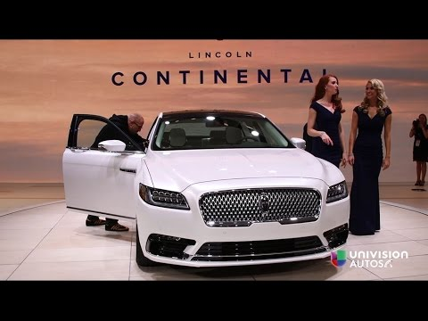 detroit 2016 lincoln continental 2017 watch the video. Black Bedroom Furniture Sets. Home Design Ideas