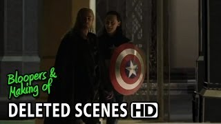 "Thor: The Dark World (2013) Deleted Scenes #1 ""Loki as Captain America"""
