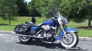 6. Used 2013 Harley Davidson Road King Classic Motorcycles for sale