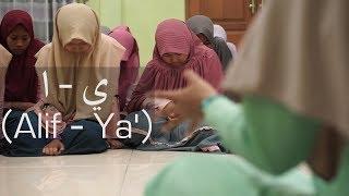 (Parodi A - Z) (ا  - ي ) Alif - Ya' Santri