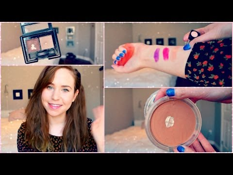 Drugstore Makeup Starter Kit | Makeup for Beginners