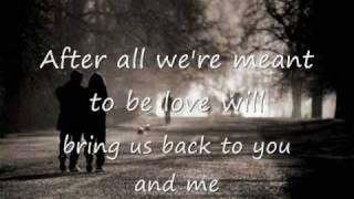 Soledad- Westlife (w/ lyrics)