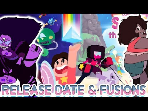 NEW FUSIONS & RELEASE DATE - Steven Universe: Save the Light Update!