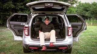 2013 Ford Explorer Test Drive&Car Review