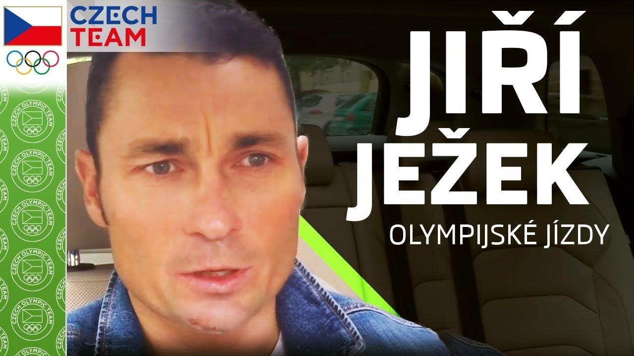 ŠKODA olympijské jízdy s Jiřím Ježkem