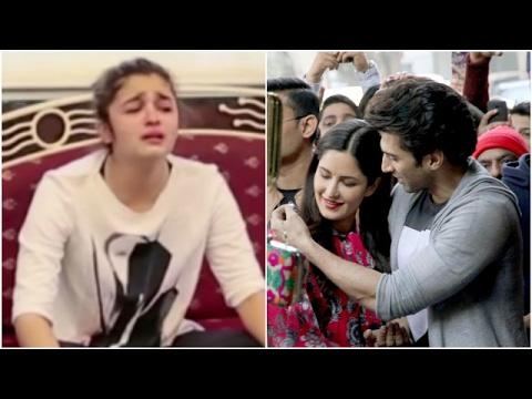 Varun Made Alia Cry On The Sets   Aditya-Katrina's