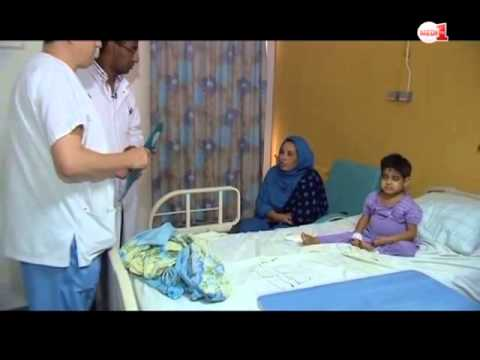 كيف تعامل طبيب مغربي مع مشكل التواصل مع مريضة من موريتانيا؟