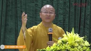 Bắt chước Đức Phật - TT. Thích Nhật Từ - 21-05-2016