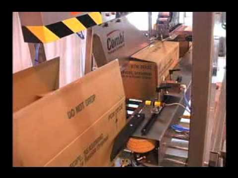 TBS Sealer Uphill Automatic Case Sealer