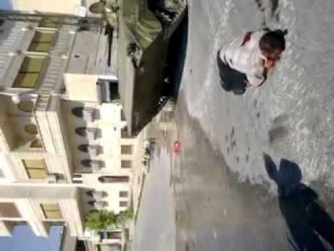 في سوريا إعدام مدني في وضح النهار مؤلم جدا