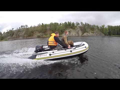 нднд лодки икс ривер