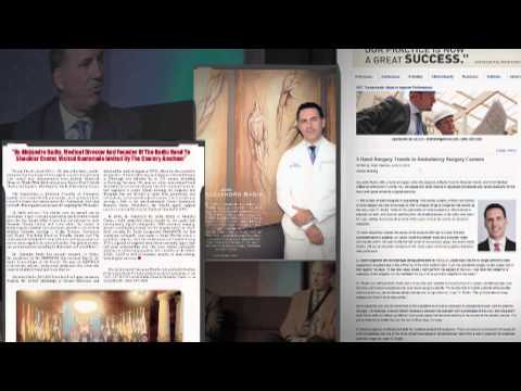 Dr. Alejandro Badia Legacy Award Video l Biography