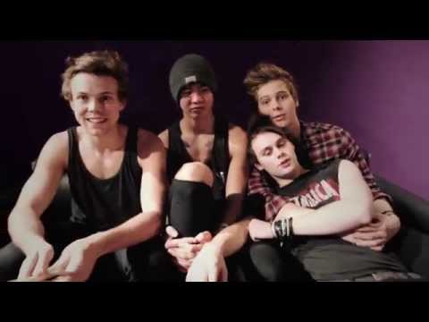 5 Seconds of Summer – Dinosaurs, Unicorns & Big Apples (NYC Tour Diary)