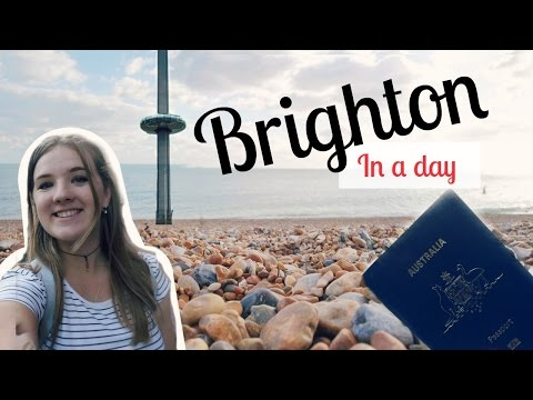 Brighton in a day! - Free things to do in Brighton
