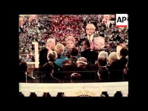 Inauguration of President Richard M Nixon 1969, Part 7
