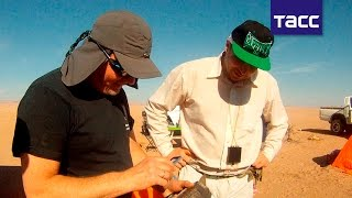 Ученые обнаружили метеориты в иранской пустыне