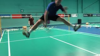 Video BEST BADMINTON TRICKSHOTS  AND HIGHLIGHTS 2015 MP3, 3GP, MP4, WEBM, AVI, FLV Mei 2018