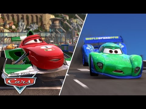 Meet the World Grand Prix Racers