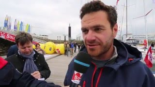 Video : Arrivée de la grande course
