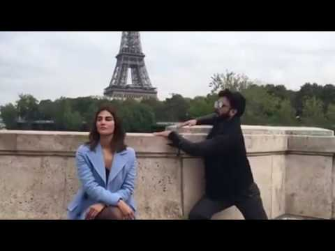 Video Ranveer Singh, Vaani Kapoor do the iconic SRK- Kajol song 'Rukja O Dil Deewane' | BEFIKRE Trailer download in MP3, 3GP, MP4, WEBM, AVI, FLV January 2017