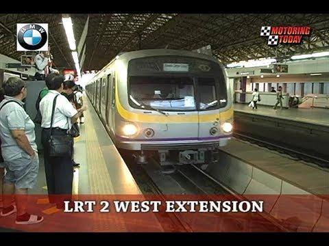LRT 2 West Extension   Motoring News