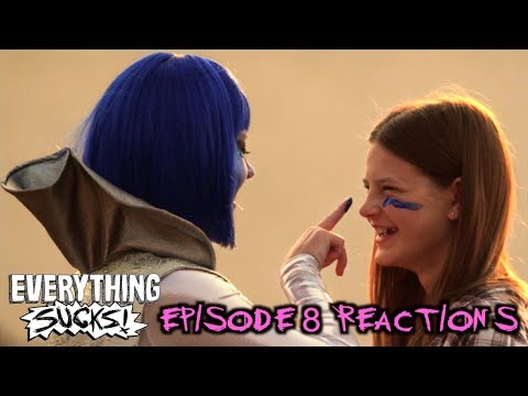 Everything Sucks Ep 8 Reactions | Shipping Feels!!!