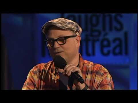 Montreal Comedy Festival - Bobcat Goldthwait - Lewis Black (Pt 4)