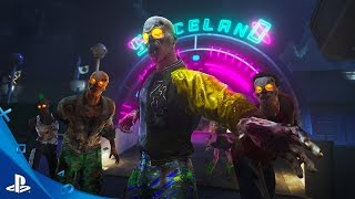 Zombies in Spaceland - Trailer d'annuncio