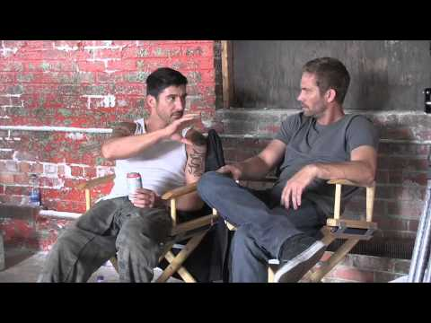 Brick Mansions Featurette 'Paul Walker'