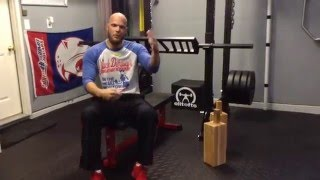 Alternative Bench Press Movements for Baseball Players