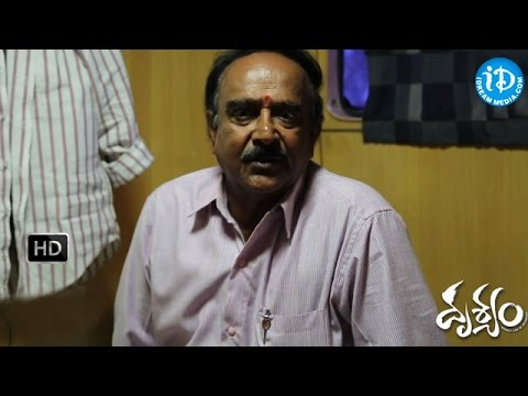 Paruchuri Speaks About Drishyam Movie Success