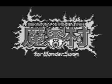 WonderSwan Longplay [002] Makaimura for WonderSwan