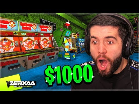I Spent £1000 in an Arcade and this happened...