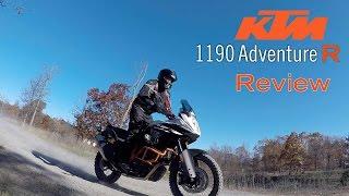 10. KTM 1190 Adventure R Review