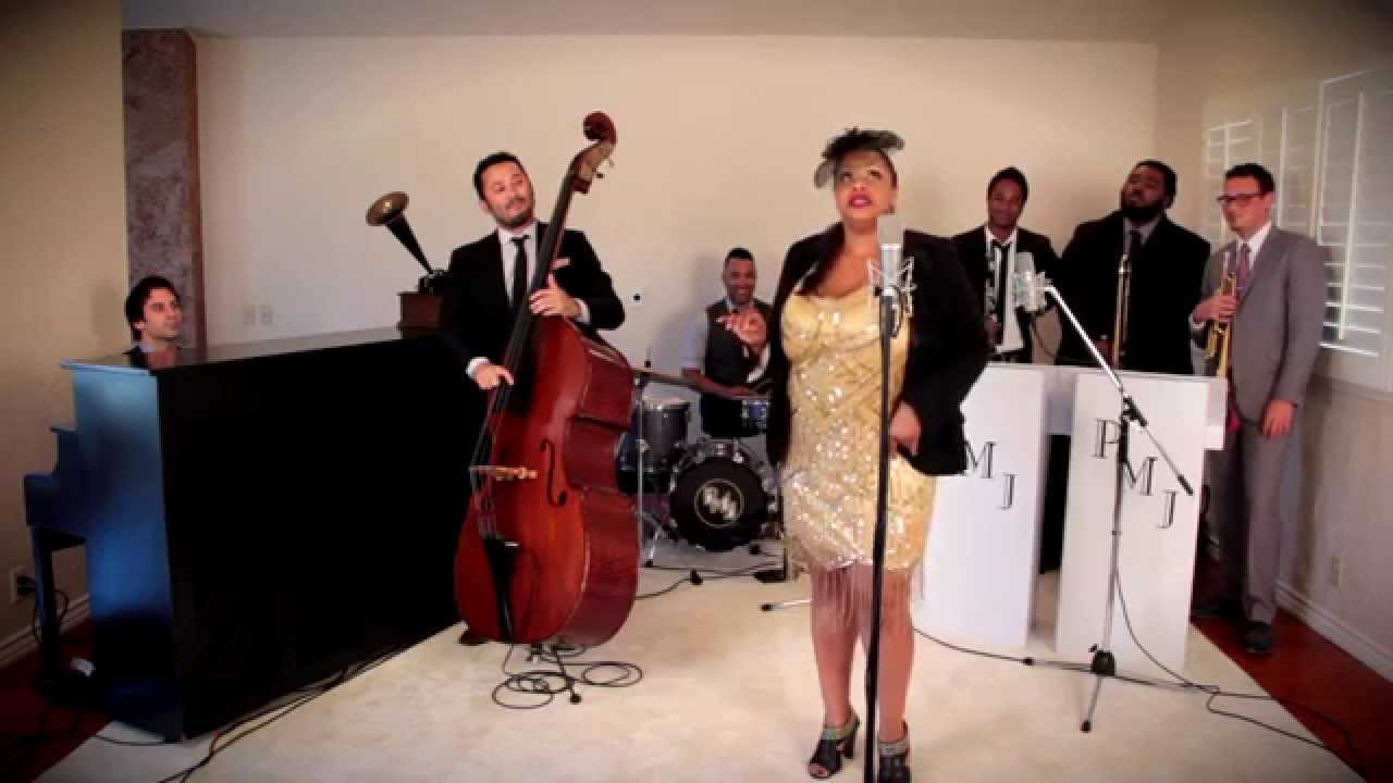 I Believe In A Thing Called Love – Vintage New Orleans-Style The Darkness Cover ft. Maiya Sykes