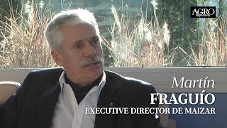 Martín Fraguío - Director Ejecutivo de Maizar