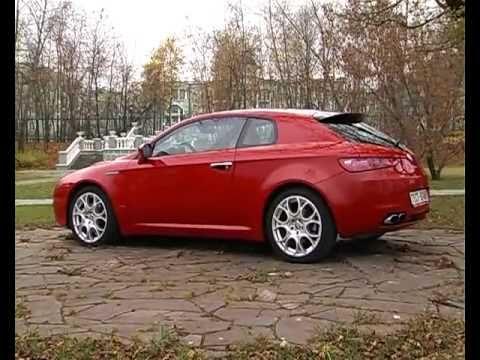 Alfa Romeo Brera Тест Alfa Romeo Brera