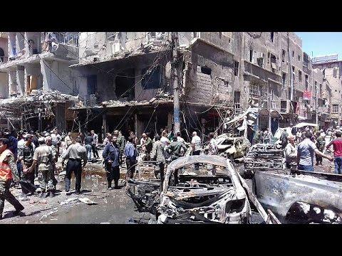 Syrie : un sanctuaire chiite à nouveau visé par un double attentat-suicide