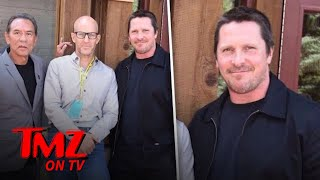 Video Believe It Or Not This Is Christian Bale! | TMZ TV MP3, 3GP, MP4, WEBM, AVI, FLV April 2018