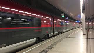 Download Lagu Railjet 1116 - 200 Arriving From Ötztal Bahnhof Mp3