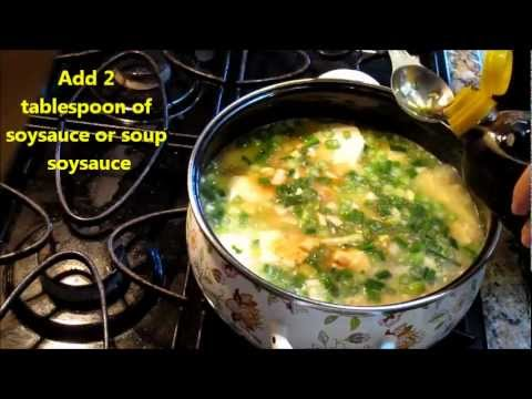 How to Make Basic Soft Tofu Korean Soup – SoonTofu