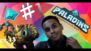 Hey Guys,welcome to another video & today we are going to play a game called Paladins. Its a Hero Fps shooter which is in open beta.Game Link : http://store.steampowered.com/app/444090/My Social Media: sinicss.weebly.comBye  :D .