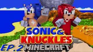Sonic Craft 4 (Sonic&Knuckles) Part 2 w/ KKcomics and Gizzy Gazza!