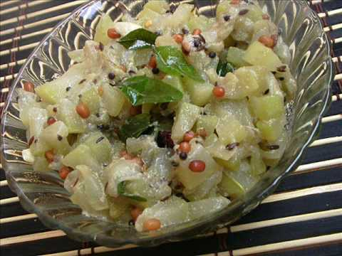 Bottle gourd recipes andhra style