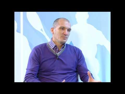 Mladen Lambulić, trener FK Jezero