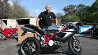1. Special Order: 2013 Ducati 848 EVO Corse SE at Euro Cycles of Tampa Bay Florida