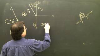 Physics Lesson:  Centripetal Force Part 5 Acceleration Dynamics For High School