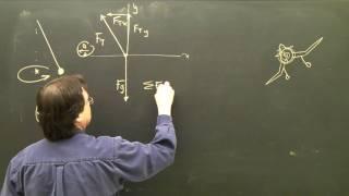 Physics Lesson:  Centripetal Force Part 5 Acceleration Dynamics For High School